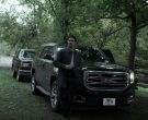 GMC Yukon Black Car in V Wars Season 1 Episode 9 (2)