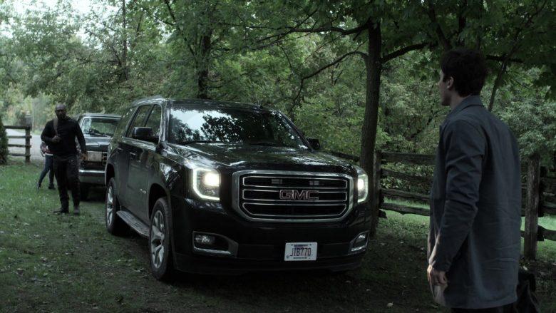 GMC Yukon Black Car in V Wars Season 1 Episode 9 (3)