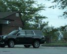 GMC Yukon SUVs in V Wars Season 1 Episode 8 Red Rain (3)