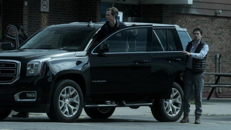 GMC Yukon SUVs in V Wars Season 1 Episode 8 Red Rain (5)