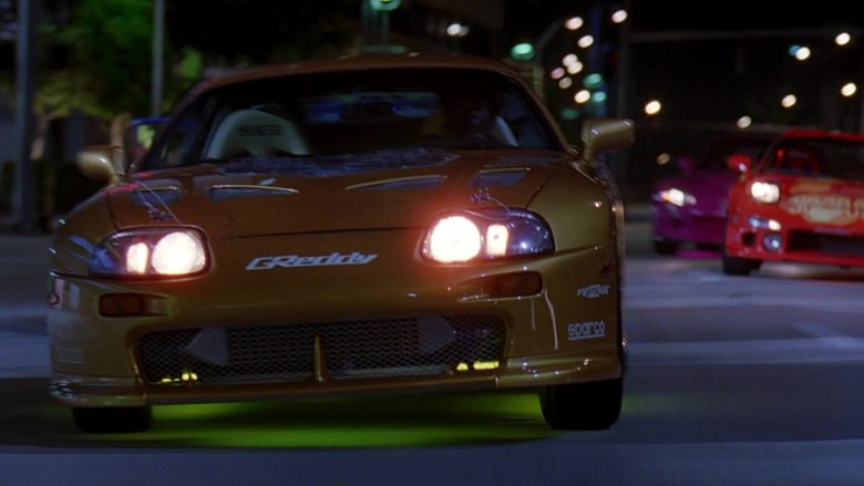 GReddy Stickers in 2 Fast 2 Furious (2)
