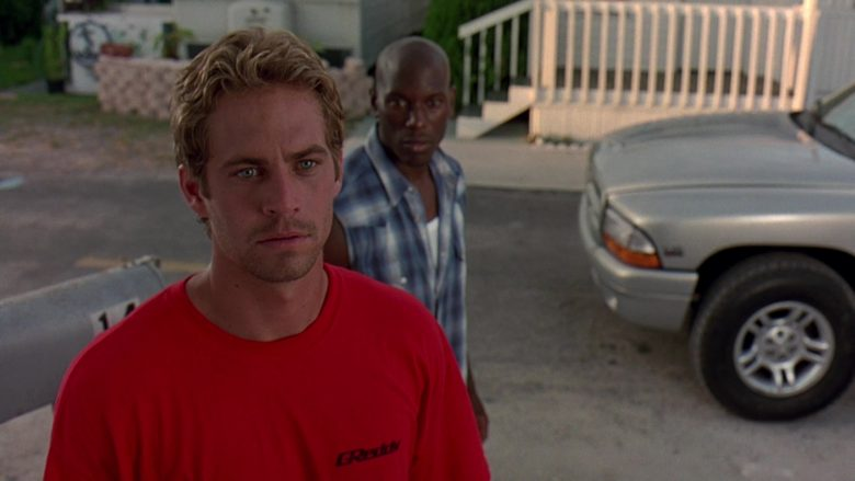 GReddy T-Shirt Worn by Paul Walker as Brian O'Conner in 2 Fast 2 Furious (2)