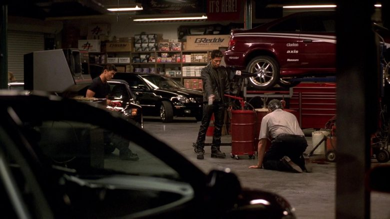 GReddy in The Fast and the Furious (2)