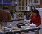 General Electric Refrigerator Used by Julia Louis-Dreyfus as Elaine Benes in Seinfeld Season 5 Episode 4 (5)