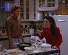General Electric Refrigerator Used by Julia Louis-Dreyfus as Elaine Benes in Seinfeld Season 5 Episode 4 (8)