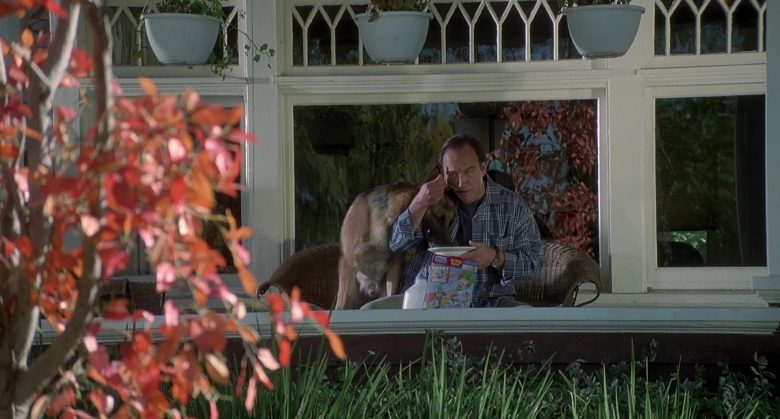 General Mills Lucky Charms Cereal Held by Jim Belushi in K-911 (4)