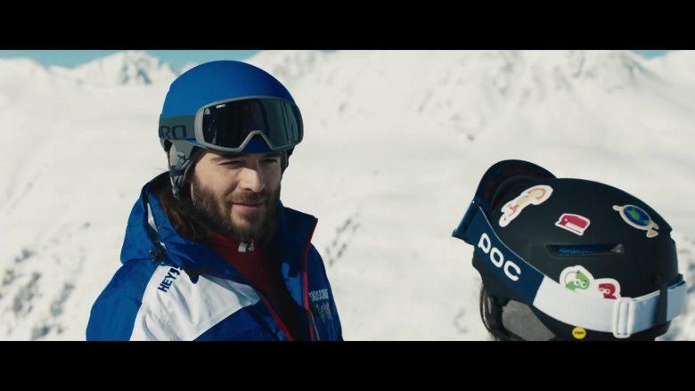 Giro Ski Goggles Worn by Giulio Berruti in Downhill (1)