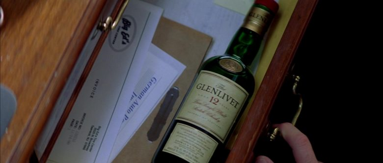 Glenlivet 12 Year Old Scotch Whisky Enjoyed by Nicolas Cage in The Family Man (1)
