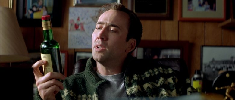Glenlivet 12 Year Old Scotch Whisky Enjoyed by Nicolas Cage in The Family Man (2)