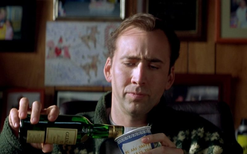 Glenlivet 12 Year Old Scotch Whisky Enjoyed by Nicolas Cage in The Family Man (4)