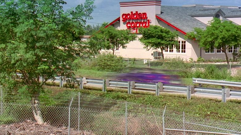 Golden Corral Restaurant in 2 Fast 2 Furious