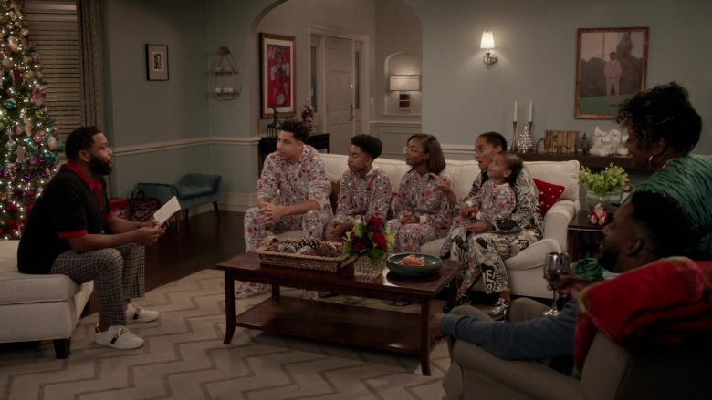 Gucci Shoes For Men Worn by Anthony Anderson as Andre 'Dre' Johnson in Black-ish Season 6 Episode 10