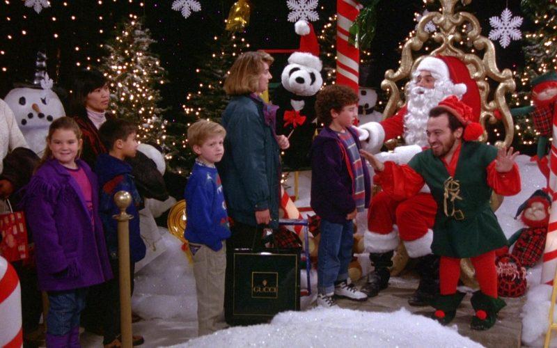Gucci Store Paper Bag in Seinfeld Season 6 Episode 10 The Race