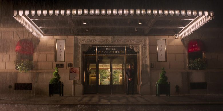 Hôtel Plaza Athénée Luxury Upper East Side NYC Hotel in A Rainy Day in New York (2)
