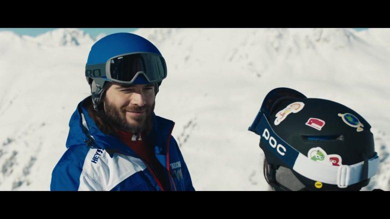 """HEY"""" Ski Jacket Worn by Giulio Berruti in Downhill (2)"""