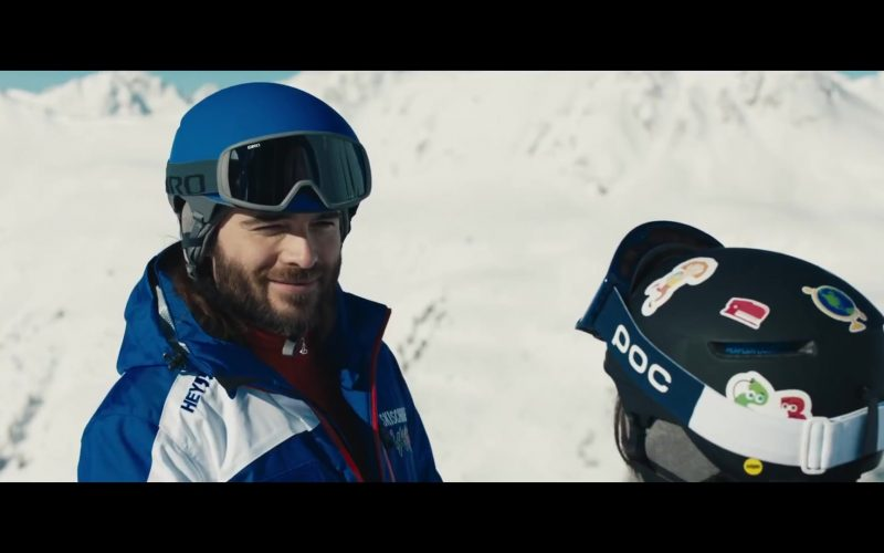 "HEY"" Ski Jacket Worn by Giulio Berruti in Downhill (2)"