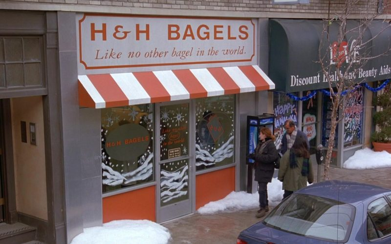 H&H Bagels Shop in Seinfeld Season 9 Episode 10 The Strike (1)