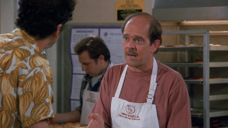 H&H Bagels Shop in Seinfeld Season 9 Episode 10 The Strike (3)