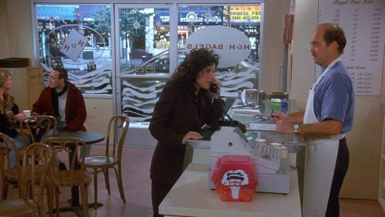 H&H Bagels Shop in Seinfeld Season 9 Episode 10 The Strike (6)