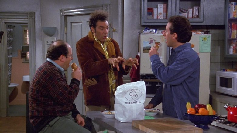 H&H Bagels in Seinfeld Season 9 Episode 10 The Strike (2)