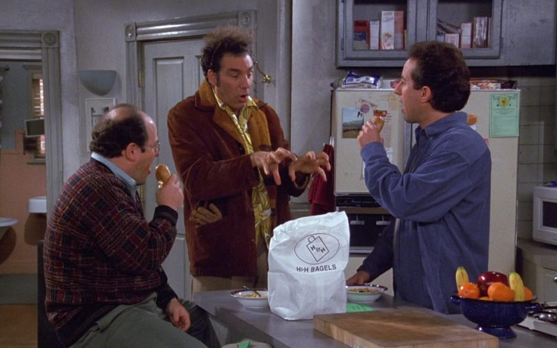 H&H Bagels in Seinfeld Season 9 Episode 10 The Strike (2)