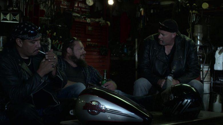 Harley-Davidson in V Wars Season 1 Episode 2 Blood Brothers