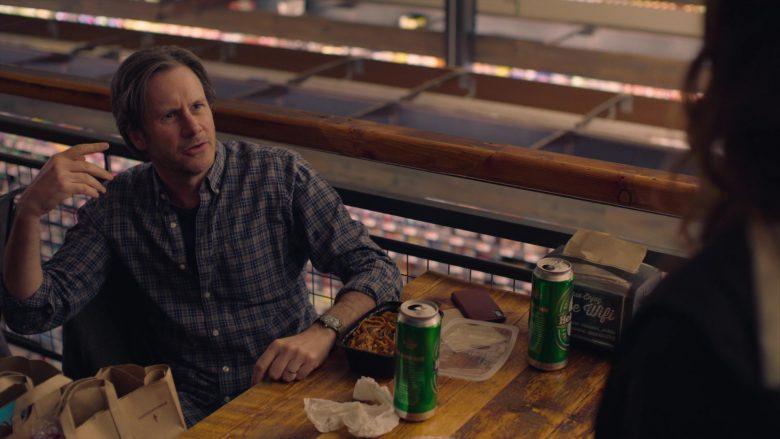 Heineken Beer Cans in Mrs. Fletcher Season 1 Episode 7 Welcome Back (2)