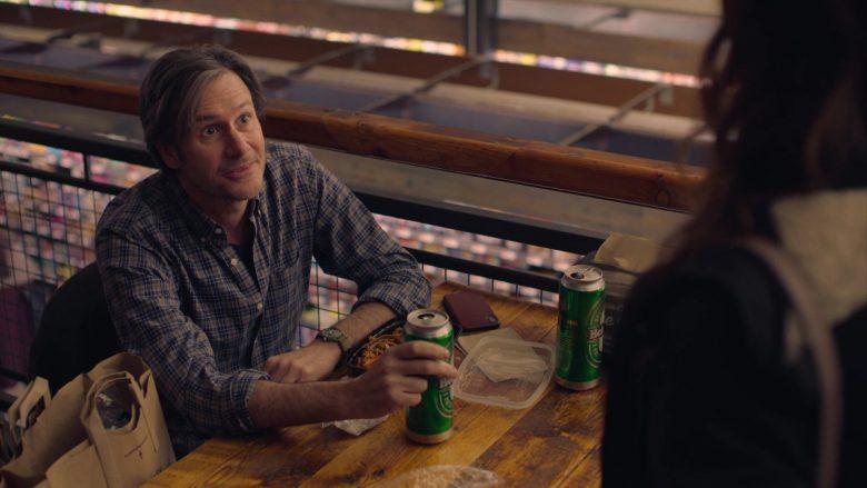 Heineken Beer Cans in Mrs. Fletcher Season 1 Episode 7 Welcome Back (3)