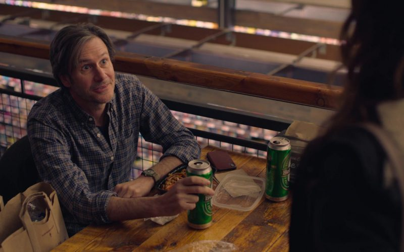 Heineken Beer Cans in Mrs. Fletcher Season 1 Episode 7 Welcome Back (3)