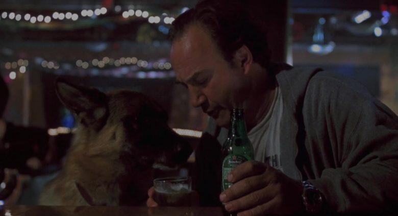 Heineken Beer Enjoyed by Jim Belushi in K-9 P.I (3)