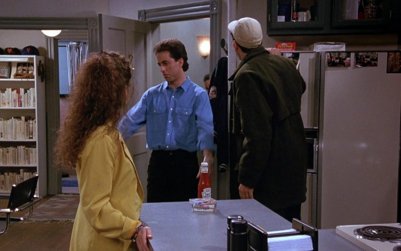 Heinz Ketchup in Seinfeld Season 1 Episode 4 Male Unbonding