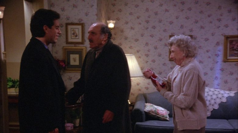 Heinz Ketchup in Seinfeld Season 6 Episode 17 The Kiss Hello (1)