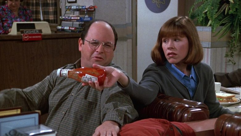 Heinz Ketchup in Seinfeld Season 9 Episodes 23-24 The Finale