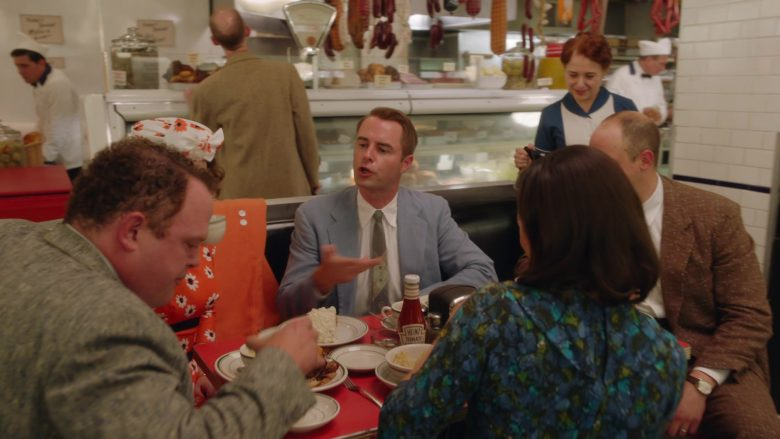 Heinz Ketchup in The Marvelous Mrs. Maisel Season 3 Episode 8