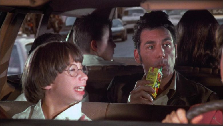 Hi-C Juice Enjoyed by Michael Richards as Cosmo Kramer in Seinfeld Season 8 Episode 1 (2)