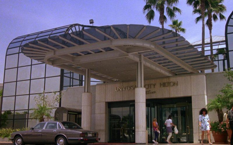 Hilton Los Angeles – Universal City Hotel in Seinfeld Season 4 Episode 1