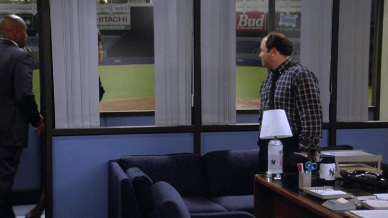 Hitachi and Bud in Seinfeld Season 7 Episode 4 The Wink