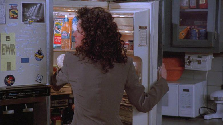 Horizon Milk and Comedy Central Sticker in Seinfeld Season 7 Episode 16 The Shower Head (1)
