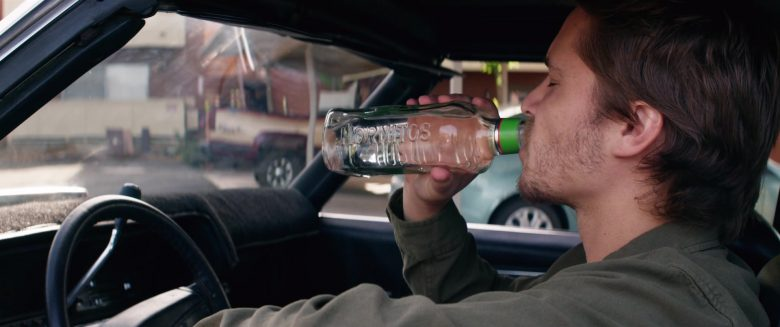 Hornitos Tequila Enjoyed by Luke Grimes in El Camino Christmas (1)