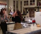 Hotpoint Refrigerator Used by Julia Louis-Dreyfus as Elaine Benes in Seinfeld Season 6 Episode 14-15 The Highlights of 100 (4)
