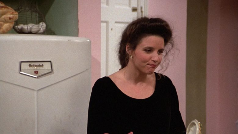 Hotpoint Refrigerator in Seinfeld Season 3 Episode 16 The Fix-Up (2)