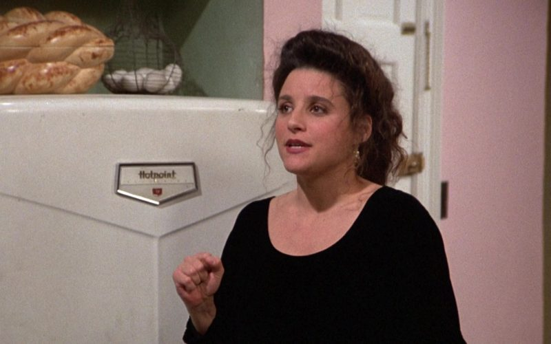 Hotpoint Refrigerator in Seinfeld Season 3 Episode 16 The Fix-Up (3)