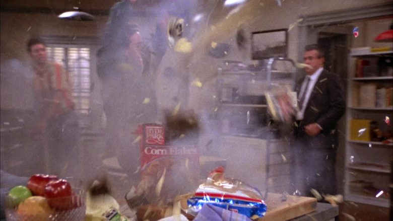 Hyde Park Corn FLakes in Seinfeld Season 2 Episode 10 The Baby Shower
