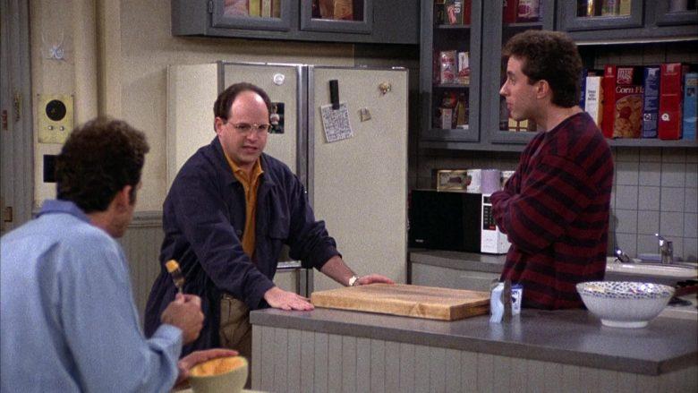 Hyde Park Corn Flakes in Seinfeld Season 2 Episode 1 The Ex-Girlfriend