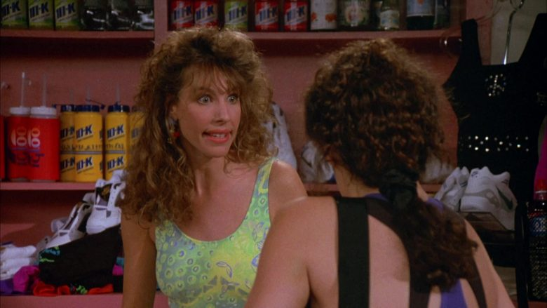 Igloo and 10-K Sports Drinks in Seinfeld Season 4 Episode 11 The Contest (1)