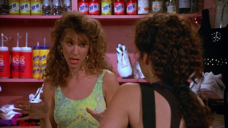Igloo and 10-K Sports Drinks in Seinfeld Season 4 Episode 11 The Contest (2)