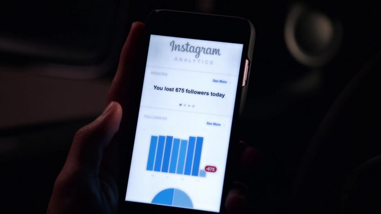 Instagram Social Network Application in High School Musical The Musical The Series Season 1 Episode 7 Thanksgiving (1)