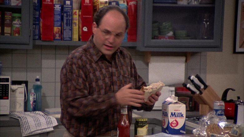Iris Cola in Seinfeld Season 2 Episode 12 The Busboy (1)