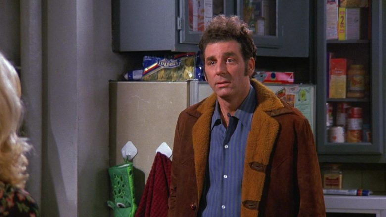 Italpasta in Seinfeld Season 9 Episode 16 The Burning