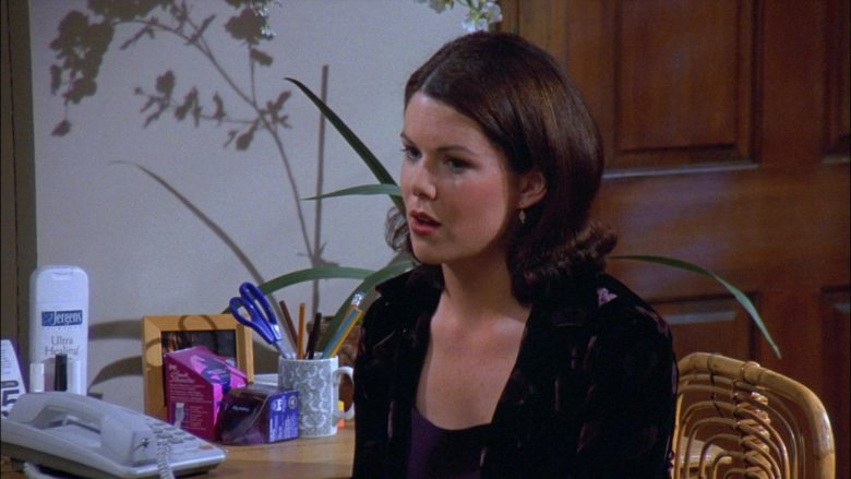 Jergens Ultra Healing Extra Dry Skin Moisturizer in Seinfeld Season 8 Episode 20 The Millennium (1)